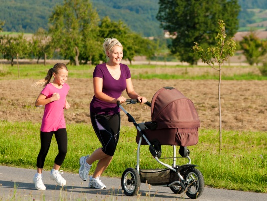 5 Things You Should Know About Jogging Strollers