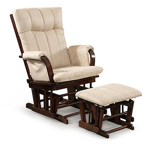 artiva-usa-home-deluxe-microfiber-cushion-cherry-wood-glider-rocker-chair-and-ottoman-set-mocha